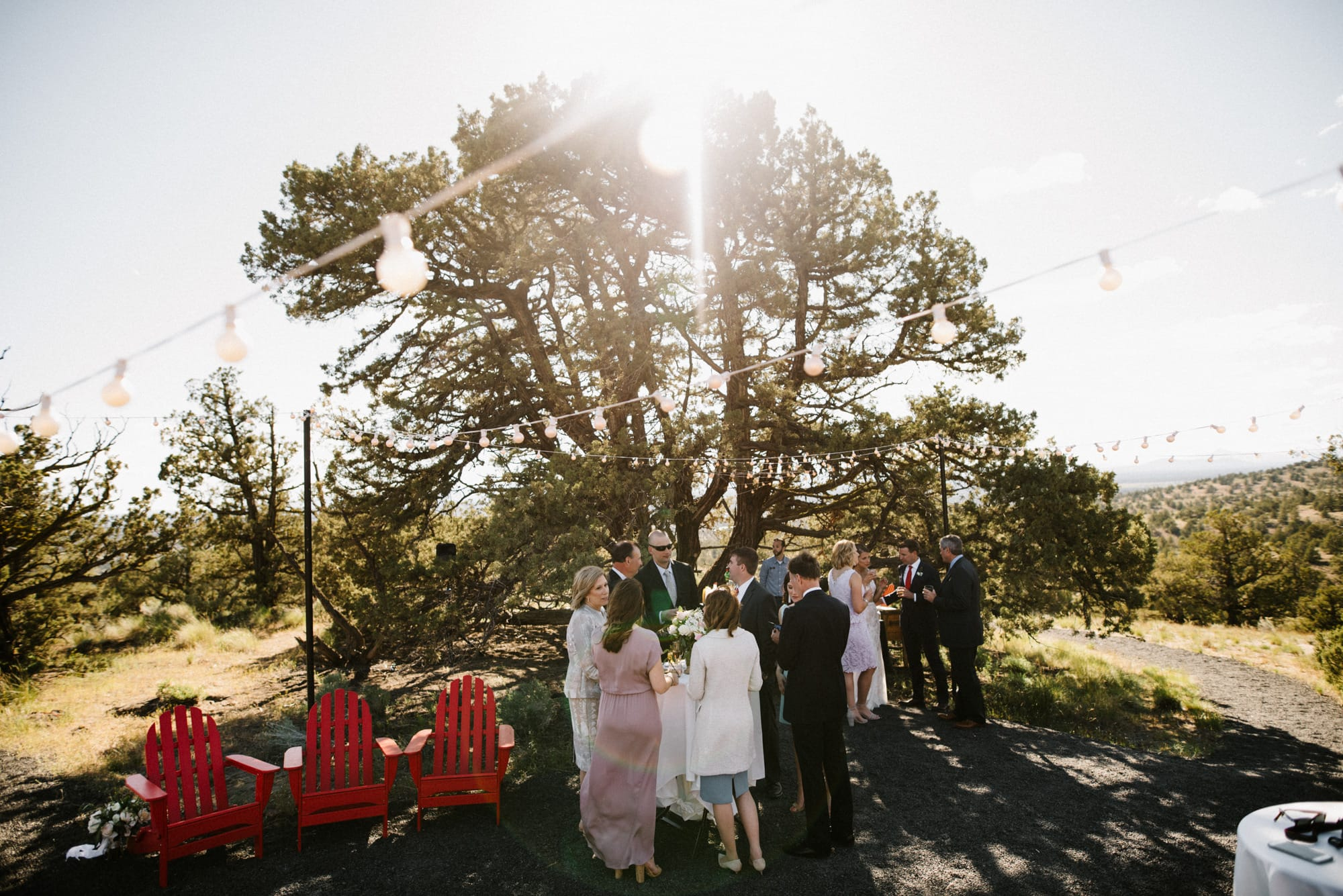 Brasada Ranch Elopement Wedding Bend Oregon
