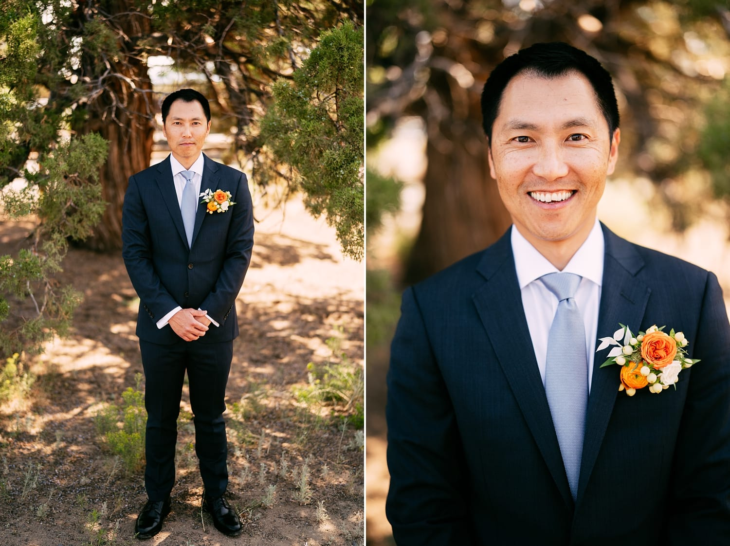 Groom Portraits at Brasada