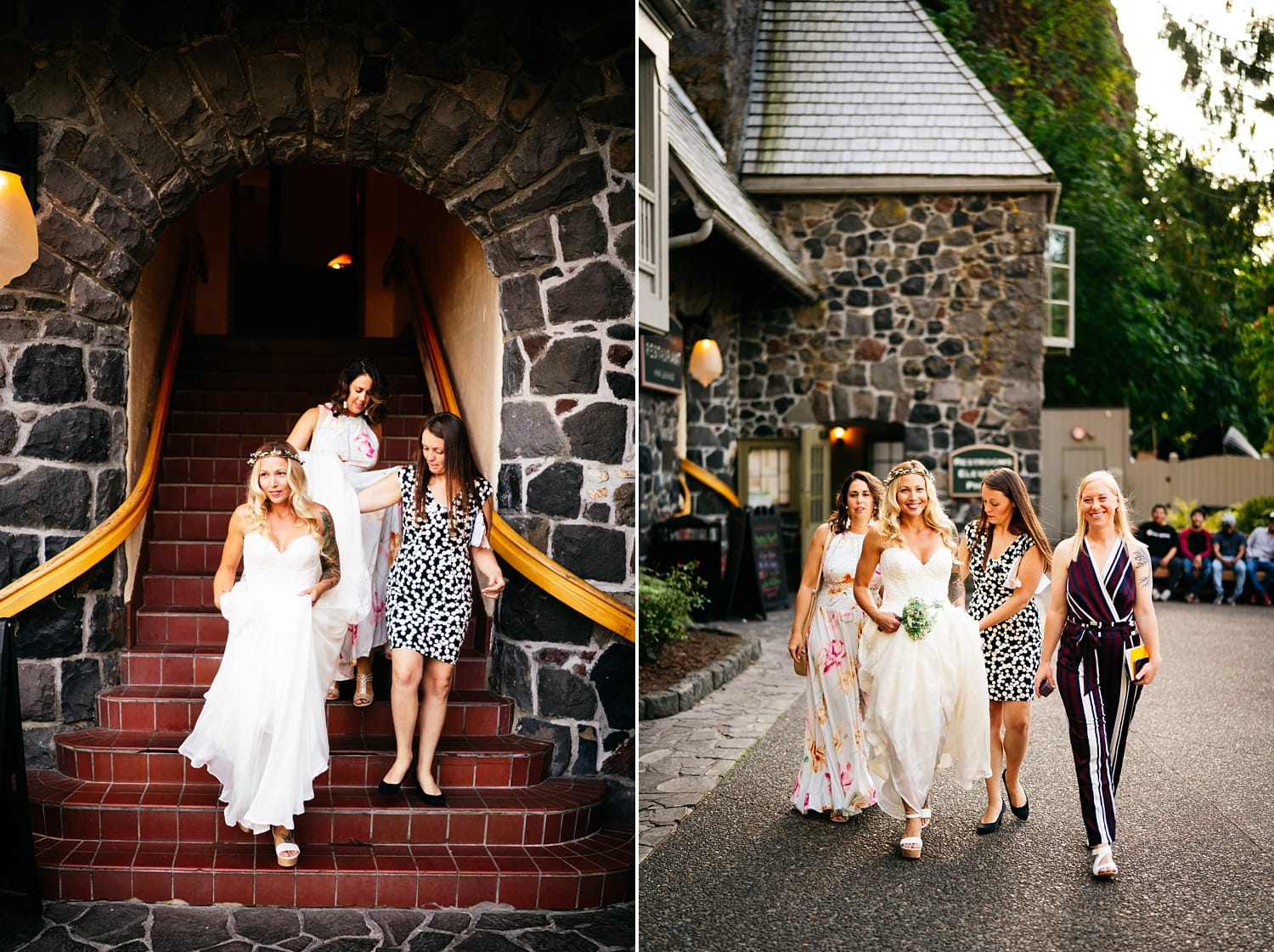 Multnomah Falls Wedding Venue